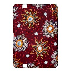 India Traditional Fabric Kindle Fire Hd 8 9