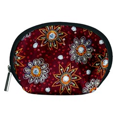 India Traditional Fabric Accessory Pouches (medium)