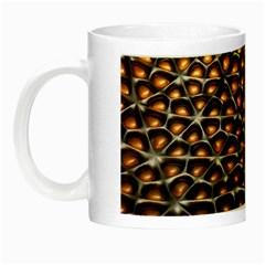 Digital Blasphemy Honeycomb Night Luminous Mugs