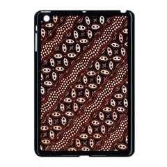 Art Traditional Batik Pattern Apple Ipad Mini Case (black)