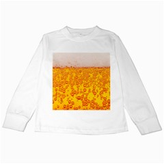 Beer Alcohol Drink Drinks Kids Long Sleeve T Shirts