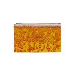 Beer Alcohol Drink Drinks Cosmetic Bag (small)