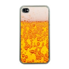 Beer Alcohol Drink Drinks Apple Iphone 4 Case (clear)