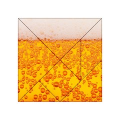 Beer Alcohol Drink Drinks Acrylic Tangram Puzzle (4  X 4 )