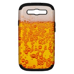 Beer Alcohol Drink Drinks Samsung Galaxy S Iii Hardshell Case (pc+silicone)