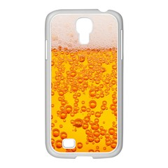 Beer Alcohol Drink Drinks Samsung Galaxy S4 I9500/ I9505 Case (white)