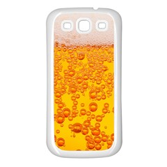 Beer Alcohol Drink Drinks Samsung Galaxy S3 Back Case (white)