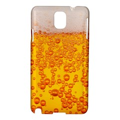 Beer Alcohol Drink Drinks Samsung Galaxy Note 3 N9005 Hardshell Case