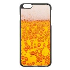 Beer Alcohol Drink Drinks Apple Iphone 6 Plus/6s Plus Black Enamel Case