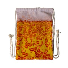 Beer Alcohol Drink Drinks Drawstring Bag (small)