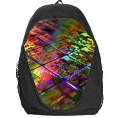 Technology Circuit Computer Backpack Bag
