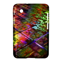 Technology Circuit Computer Samsung Galaxy Tab 2 (7 ) P3100 Hardshell Case