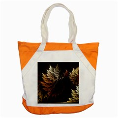 Fractalius Abstract Forests Fractal Fractals Accent Tote Bag