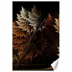 Fractalius Abstract Forests Fractal Fractals Canvas 20  X 30