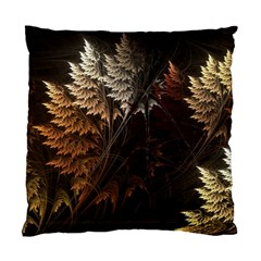 Fractalius Abstract Forests Fractal Fractals Standard Cushion Case (one Side)