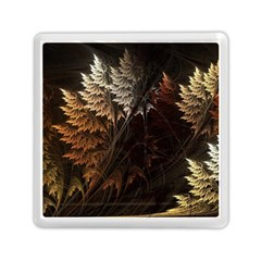 Fractalius Abstract Forests Fractal Fractals Memory Card Reader (square)