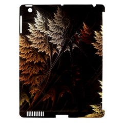 Fractalius Abstract Forests Fractal Fractals Apple Ipad 3/4 Hardshell Case (compatible With Smart Cover)