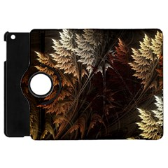 Fractalius Abstract Forests Fractal Fractals Apple Ipad Mini Flip 360 Case