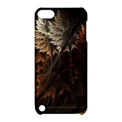 Fractalius Abstract Forests Fractal Fractals Apple Ipod Touch 5 Hardshell Case With Stand