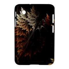 Fractalius Abstract Forests Fractal Fractals Samsung Galaxy Tab 2 (7 ) P3100 Hardshell Case