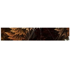 Fractalius Abstract Forests Fractal Fractals Flano Scarf (large)