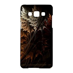 Fractalius Abstract Forests Fractal Fractals Samsung Galaxy A5 Hardshell Case