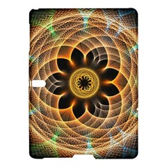 Mixed Chaos Flower Colorful Fractal Samsung Galaxy Tab S (10 5 ) Hardshell Case