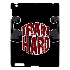 Train Hard Apple Ipad 3/4 Hardshell Case
