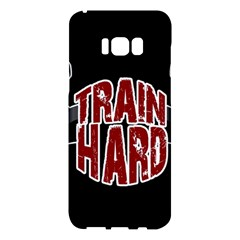 Train Hard Samsung Galaxy S8 Plus Hardshell Case