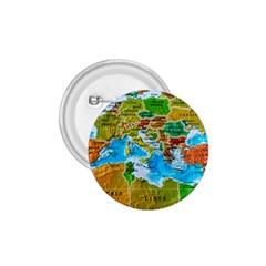 World Map 1 75  Buttons