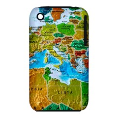 World Map Iphone 3s/3gs