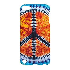 Tie Dye Peace Sign Apple Ipod Touch 5 Hardshell Case