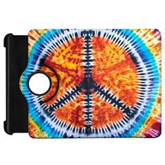 Tie Dye Peace Sign Kindle Fire Hd 7