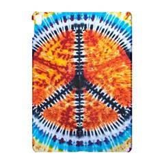 Tie Dye Peace Sign Apple Ipad Pro 10 5   Hardshell Case