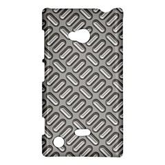 Grey Diamond Metal Texture Nokia Lumia 720