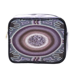 Spirit Of The Child Australian Aboriginal Art Mini Toiletries Bags