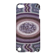 Spirit Of The Child Australian Aboriginal Art Apple Ipod Touch 5 Hardshell Case