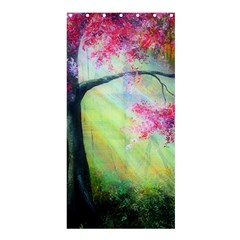 Forests Stunning Glimmer Paintings Sunlight Blooms Plants Love Seasons Traditional Art Flowers Sunsh Shower Curtain 36  X 72  (stall)