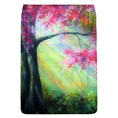 Forests Stunning Glimmer Paintings Sunlight Blooms Plants Love Seasons Traditional Art Flowers Sunsh Flap Covers (s)