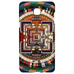 Colorful Mandala Samsung C9 Pro Hardshell Case