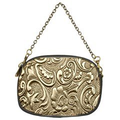 Golden European Pattern Chain Purses (one Side)