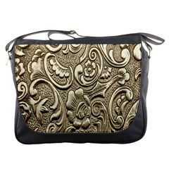 Golden European Pattern Messenger Bags