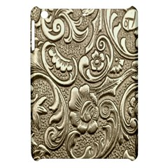Golden European Pattern Apple Ipad Mini Hardshell Case