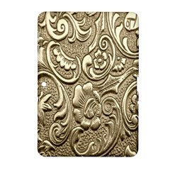 Golden European Pattern Samsung Galaxy Tab 2 (10 1 ) P5100 Hardshell Case