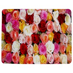 Rose Color Beautiful Flowers Jigsaw Puzzle Photo Stand (rectangular)