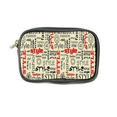 Backdrop Style With Texture And Typography Fashion Style Coin Purse