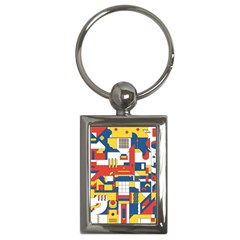 Hide And Seek Key Chains (rectangle)