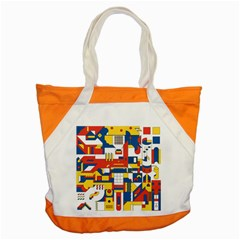 Hide And Seek Accent Tote Bag