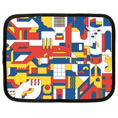 Hide And Seek Netbook Case (xxl)
