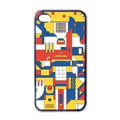 Hide And Seek Apple Iphone 4 Case (black)